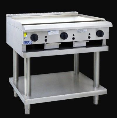 LUUS ASIAN RANGE CS 900MM TEPPANYAKI GRILLS 54mj NAT/54mj LPG