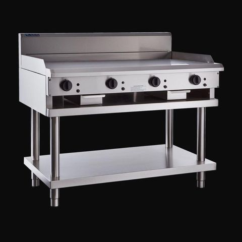 LUUS PROFESSIONAL 900mm Griddle 300mm Chargrill 87mj NAT/87mj LPG
