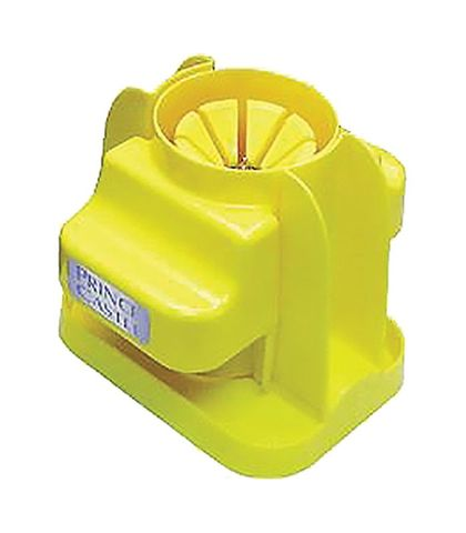 Prince Castle Citrus Saber (8 Section) Yellow Polycarbonate