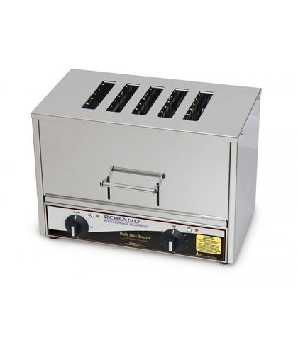 Roband TC55 - Vertical Toaster - 5 Slices