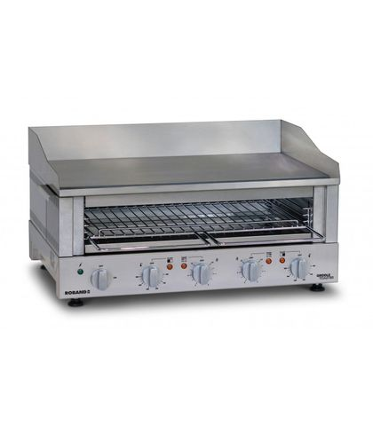 Roband GT700 - Griddle Toaster - 700mm Wide