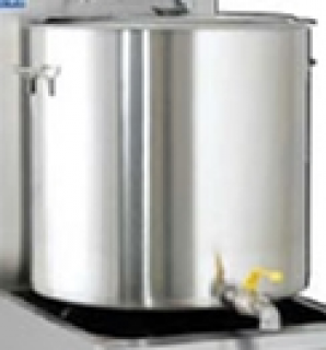 LUUS Stockpot 165LT with Release Valve suits WL-1SP