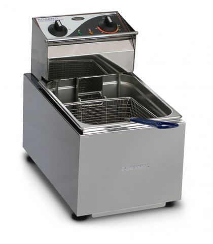 Roband F18 - Single Pan Fryer - 8L