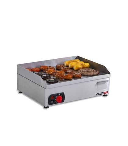 Anvil Axis Electric Griddle Plate 3kW - 600mm Flat Top