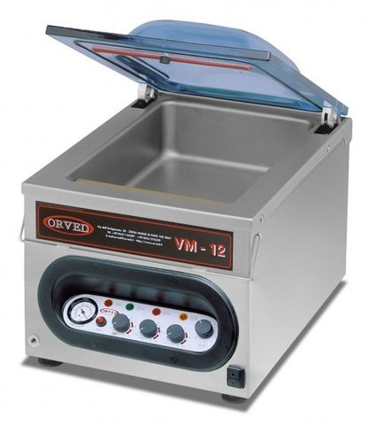 ORVED Chamber Vacuum Sealer – Commercial use with VBP regular bags and VBS cooking bags