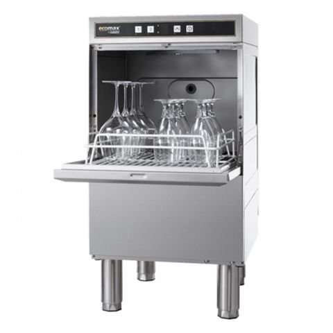 HOBART Undercounter Glasswasher with One 17×14 rack