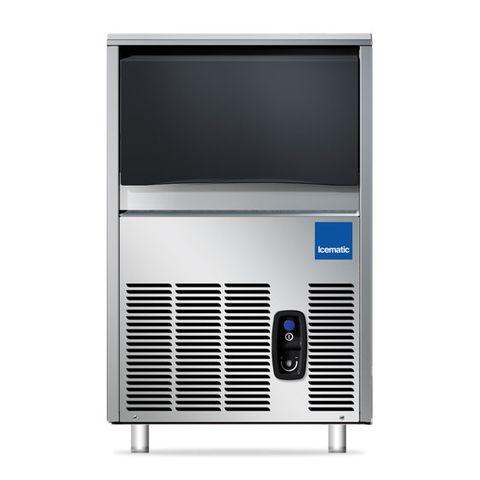 ICEMATIC UNDER COUNTER SELF CONTAINED ICE MACHINE 22kg per 24/hr 7kg storage bin