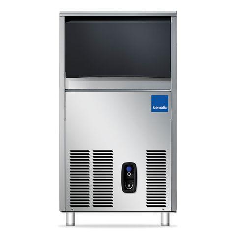 ICEMATIC UNDER COUNTER SELF CONTAINED ICE MACHINE 35kg per 24/hr 11.5kg storage bin