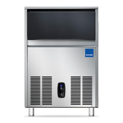 ICEMATIC UNDER COUNTER SELF CONTAINED ICE MACHINE 40kg per 24/hr15kg storage bin
