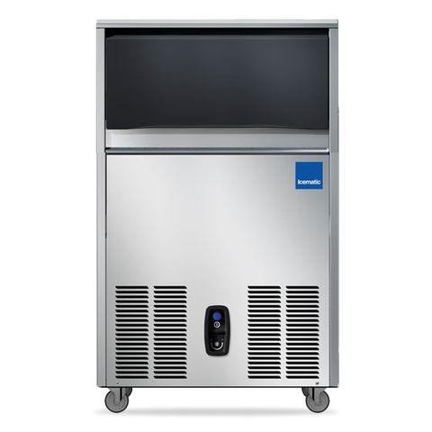 ICEMATIC UNDER COUNTER SELF CONTAINED ICE MACHINE 50kg per 24/hr 18kg storage bin