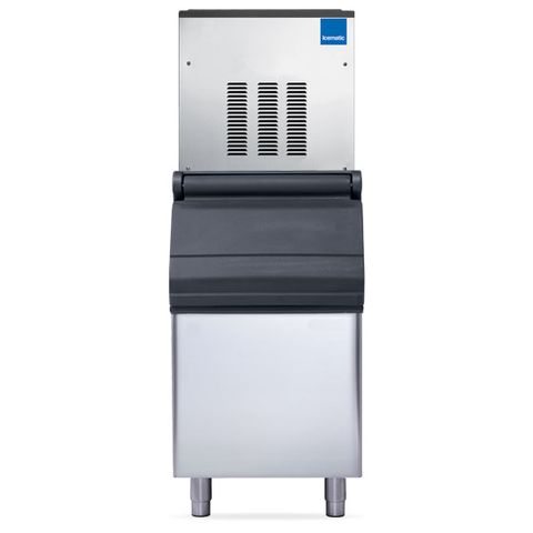 ICEMATIC HIGH PRODUCTION FLAKE ICE MACHINE 185kg per 24/hr