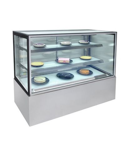 Bromic Stainless Steel Food Display - 552L