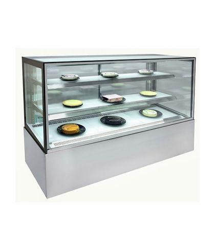 Bromic Stainless Steel Food Display - 674L