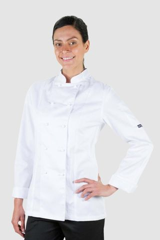 ProChef Ladies Chef Jacket White