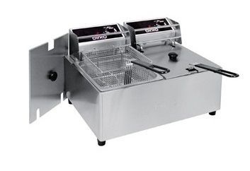 Birko 1001002 - Fryer - Double 5L - 2 X 10 Amp
