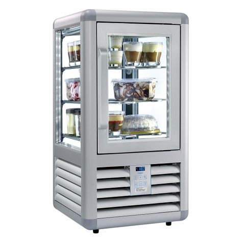 BROMIC Countertop Freezer 100L LED