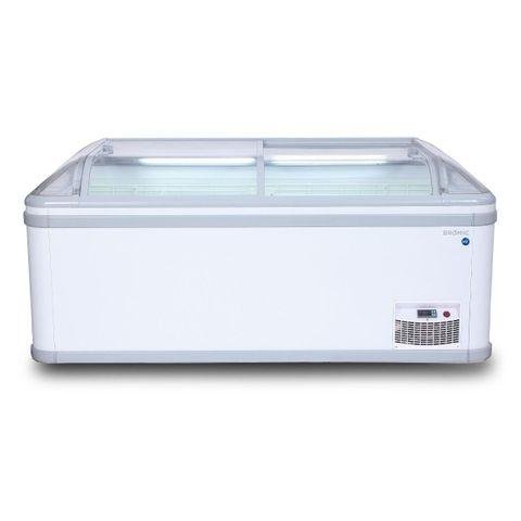 BROMIC IRENE ECO 1856mm Island Freezer End Cabinet