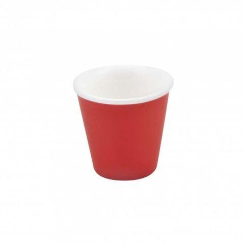 Espresso Cup 90ml BEVANDE Rosso Forma