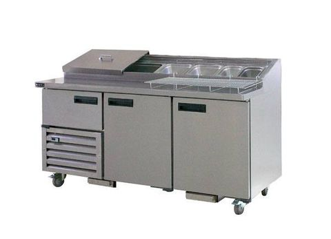 Anvil Aire Pizza Bar (2 1/2 Doors) 1800mm – 440lt