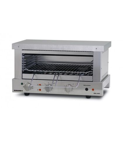 Roband GMW815E - Grill Max Wide-Mouth Toaster