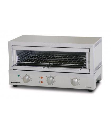 Roband Toaster/Griller-8 Slice 10AMP