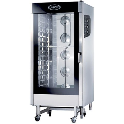 UNOX 600x400 Manual 16 tray oven