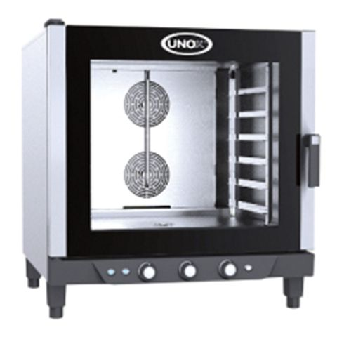UNOX 600x400 Manual 6 tray oven