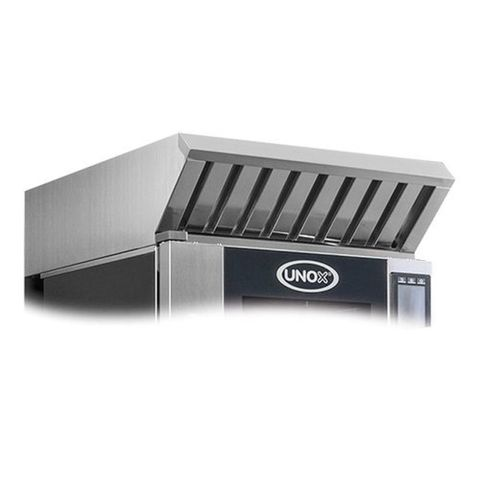 Unox Hood with steam condenser for model: XECC-0523-E1R