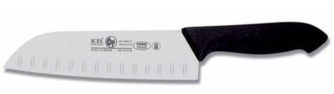 ICEL HORECA Prime Santoku Knife w/Granton Edge 180mm