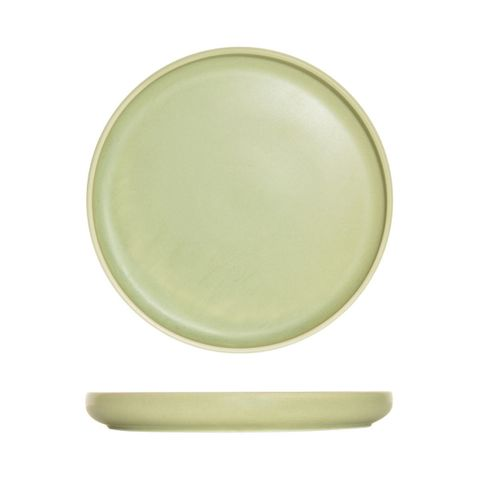 Moda Porcelain Lush - Stackable Round Plate 260mm