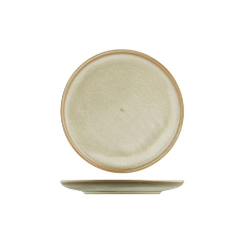 Moda Porcelain Chic Round Plate 200mm