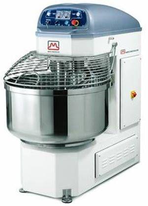 Mecnosud Bakery Spiral Mixer (2 Speed) - 200Lt
