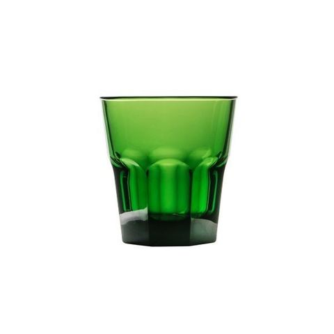 Polycarbonate Rock Tumbler 240ml Green