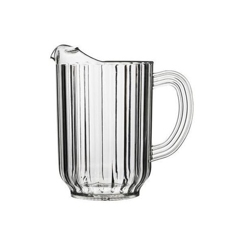 Polycarbonate Pitcher With Pouring Lips 1800ml