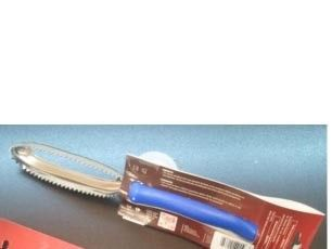 ICEL 27CM Fish Scaler with Blue HDL