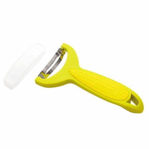 Corn Zipper Yellow 30x26x14cm