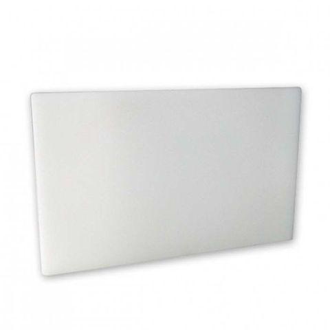 Cutting Board -PE 250x400x13mm White