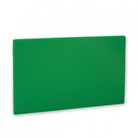 Cutting Board -PE 380x510x13mm Green