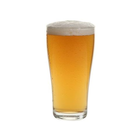 Crowntuff Conical Beer Glass 285ml Fully Tempered (48/carton)