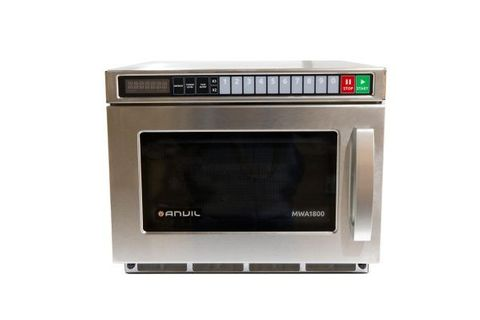 ANVIL Heavy Duty Microwave 18L 1800W/15A