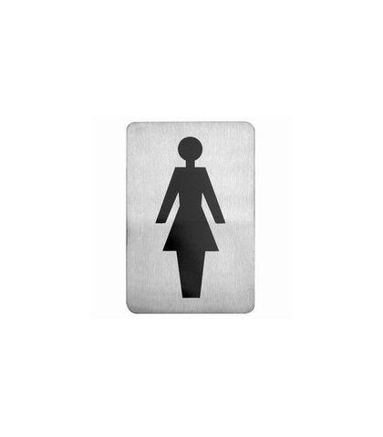 Wall Signs 18/10 Female Symbol
