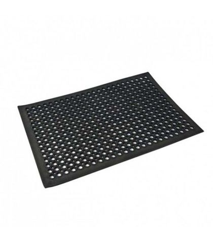 Rubber Mat-Black, 900x600mm