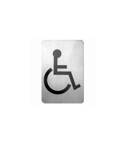 Wall Signs 18/10 Disabled Symbol