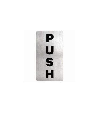 Wall Signs 18/10 Push