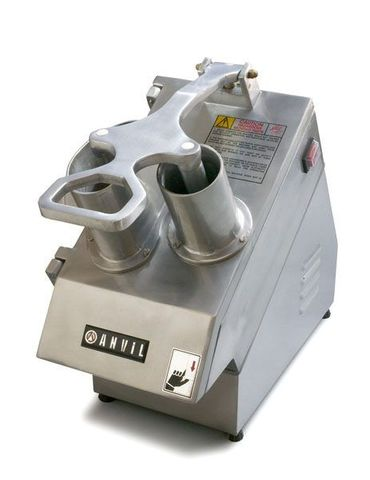 ANVIL Food Processor incl 2 discs 300-400kg/hr
