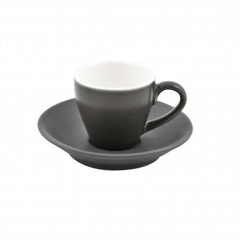 Espresso Cup 85ml BEVANDE Slate Cono