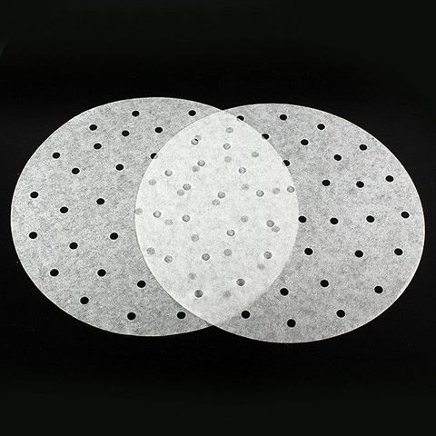 10.5'' Dim Sum Steamer Paper High Quality