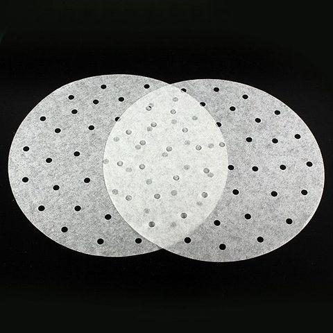 6.5'' Dim Sum Steamer Paper High Quality