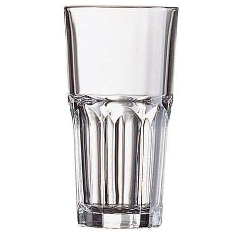 ARCOROC GLASS HIBALL GRANITY 310ML STACK TEMPERED 6/CTN