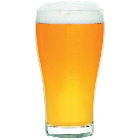ARCOROC GLASS BEER CONICAL 285ML TEMPERED CERTIFIED 48/CTN